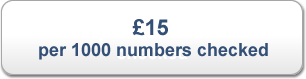 £15 per '000 numbers checked