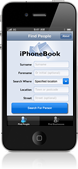 Directory enquiries iPhone app