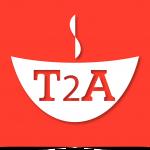 T2A logo